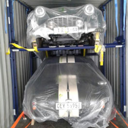 Auto-in-container
