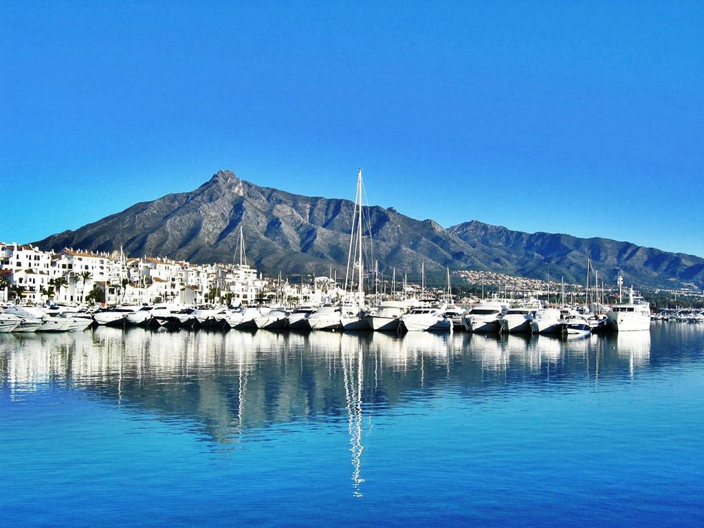 Marbella Spain 2020