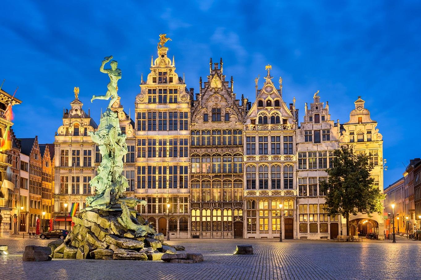 Antwerpen Belgium 2014